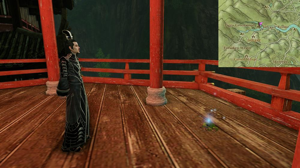 King Jian in Hasla