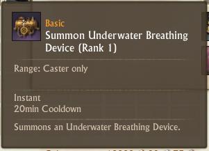 Skill for summoning UBD