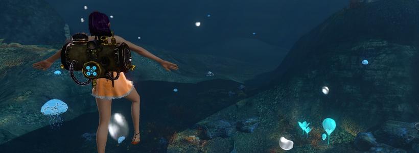 Underwater Breathing Device