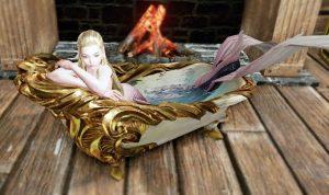 Mermaid Bathtub